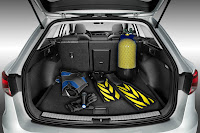 Seat Leon ST luggage space
