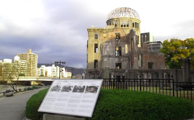 gambar dari wisata jepang monumen hiroshima