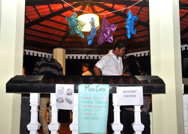 Stall In The Band Stand