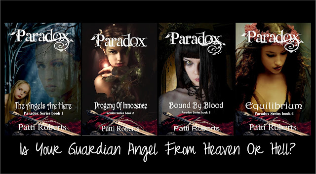 Patti Roberts and Guests   Books  TV  Movies  The Paradox Series