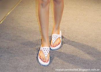 Lady Stork primavera verano 2014 sandalias