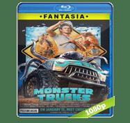 Monster Trucks (2017) Full HD BRRip 1080p Audio Dual Latino/Ingles 5.1