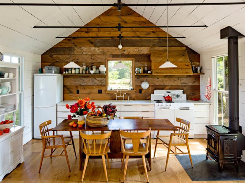 Una casita de campo de maderaA lovely country cottage