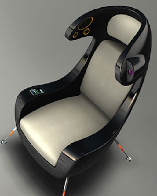 Futuristic Luxury Furniture Futuristic Luxury Chairs