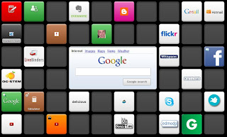 The Symbaloo of my PLN.