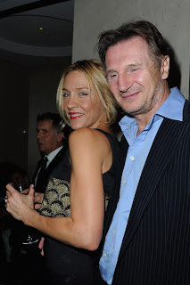 Freya St Johnston and Liam Neeson