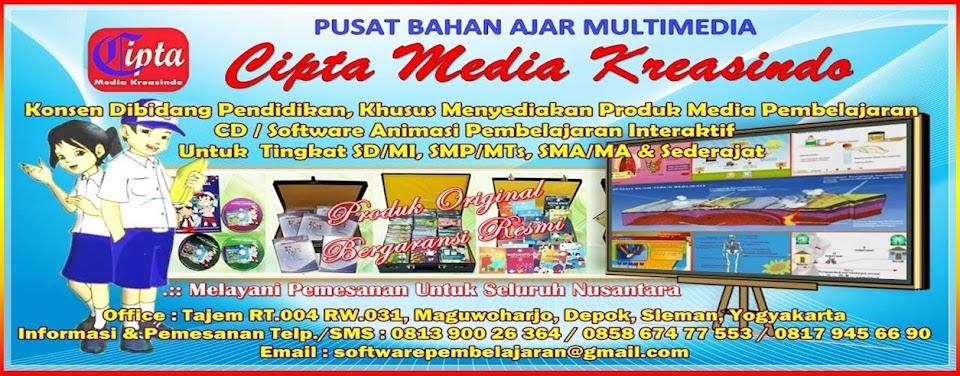 CV.CIPTA MEDIA KREASINDO -INDONESIA-PROFIL PERUSAHAAN