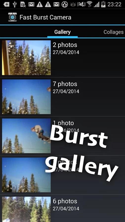 Fast Burst Camera v6.0.3