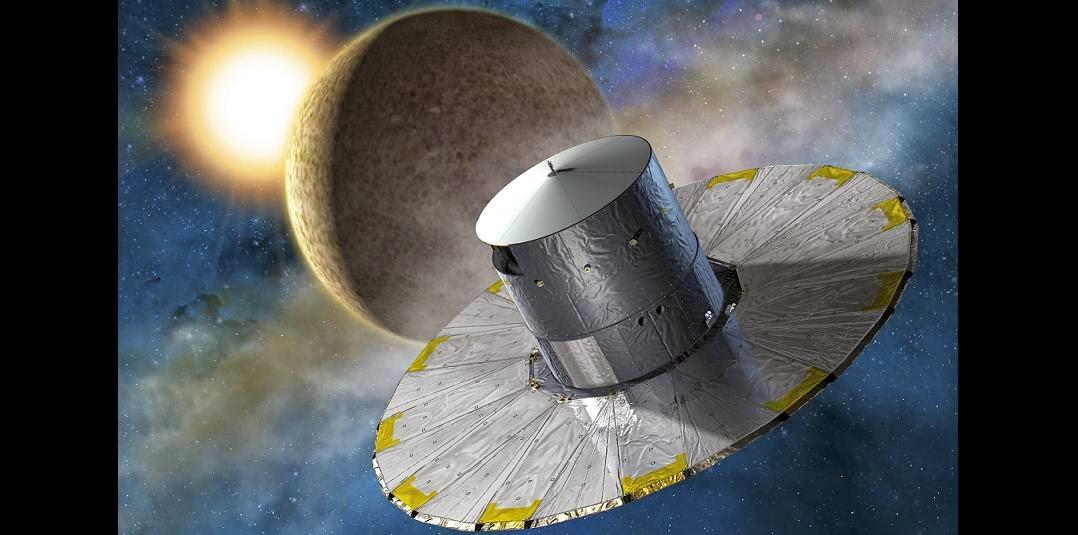 Artist's impression of Gaia spacecraft: Credit: ESA–D. Ducros, 2013
