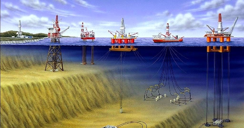 How Deep Do They Drill For Natural Gas