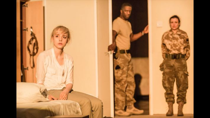 Othello by william shakespeare is booking in repertory until the 18th