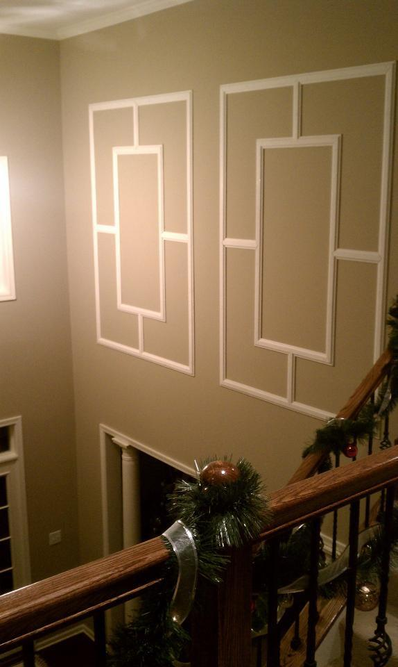 Southgate residential a few projects at my own house for Foyer paint color decorating ideas