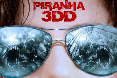 Piranha 3DD film directed by John Gulager based on a script by Marcus Dunstan and Patrick Melton.