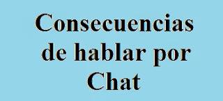 Chat, Consecuencias, Hablar, Informática, Internet