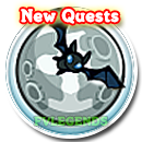 FarmVille Vampires VS Werewolves Quests Icon New