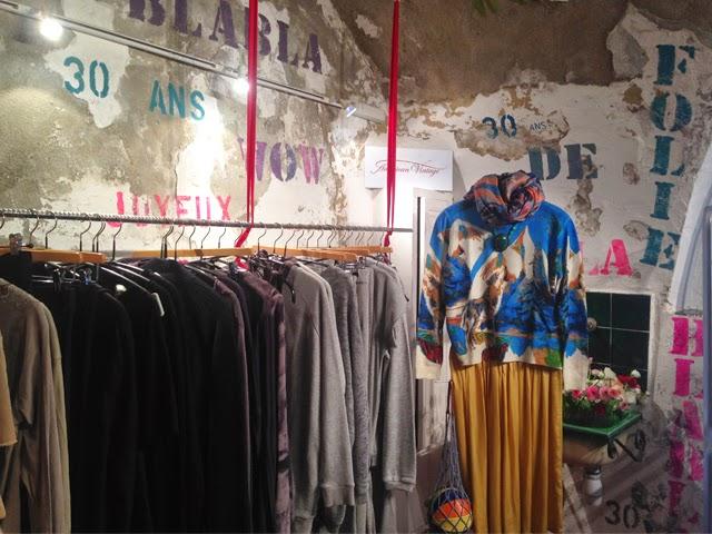 Boutique BlaBla - Place de la Garonne - St Tropez ©lovmint