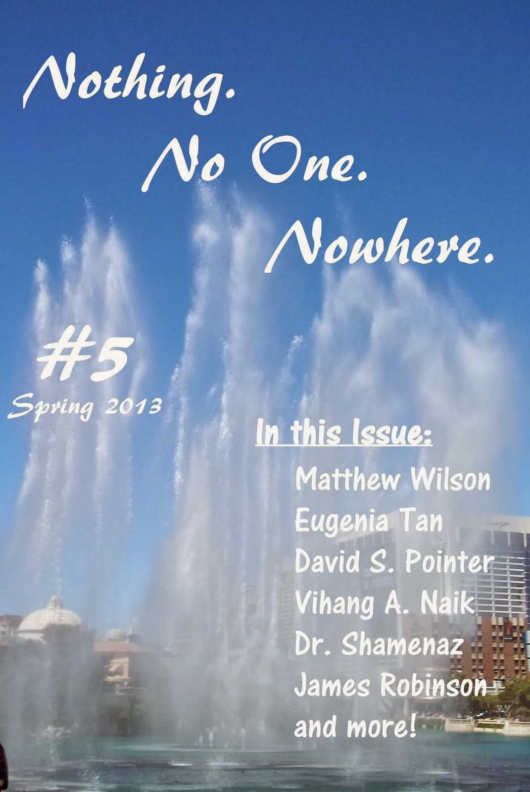 Nothing. No One. Nowhere. #5