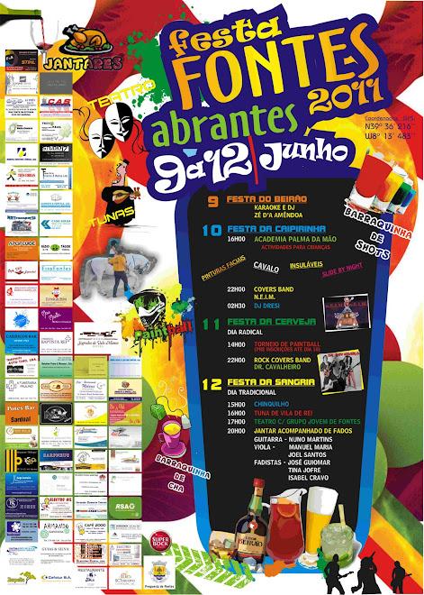 DR.CAVALHEIRO NAS FESTAS DE FONTES ABRANTES 2011