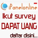 Ikut Survey dapat uang