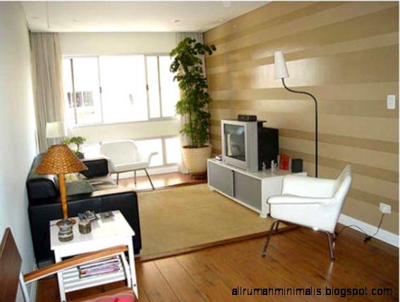 taman dalam rumah minimalis 2  Cara Mendesain Rumah