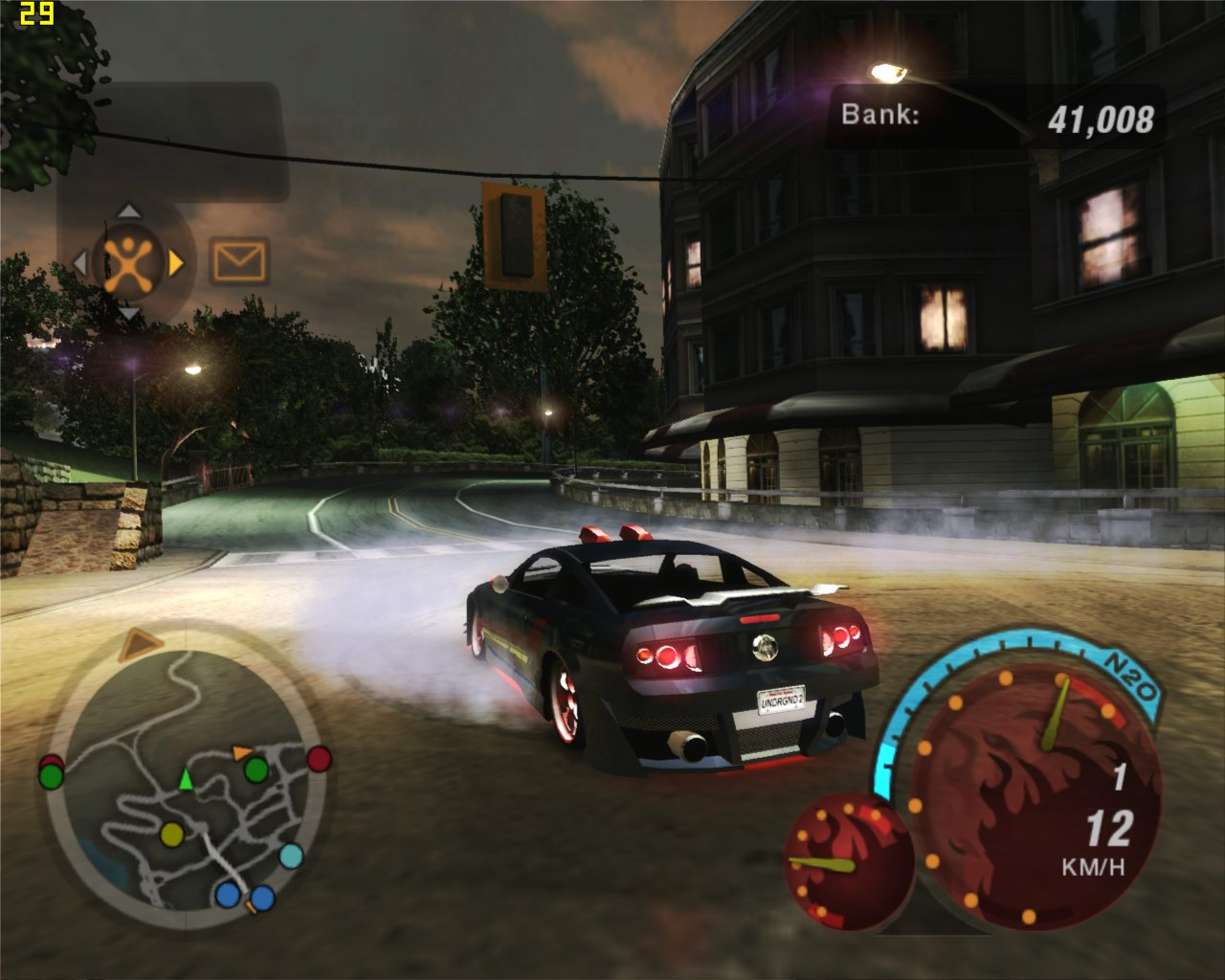 online need for speed underground 2