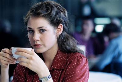 Felicitas Woll starring as a nurse in Dresden (2006 film)
