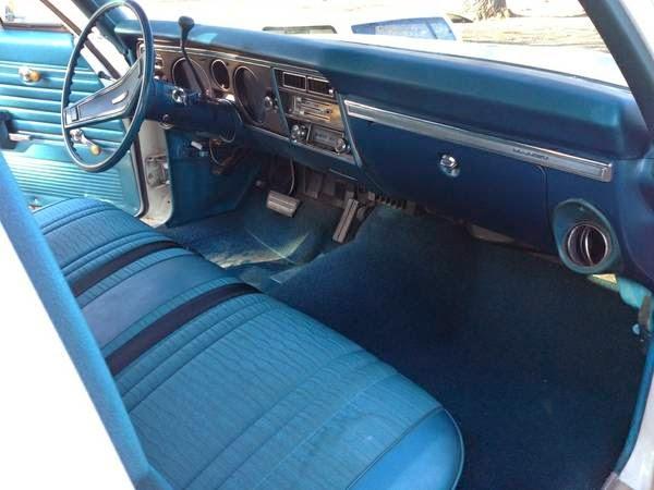 1969 Chevy Chevelle Malibu 4 Door Sedan Auto Restorationice