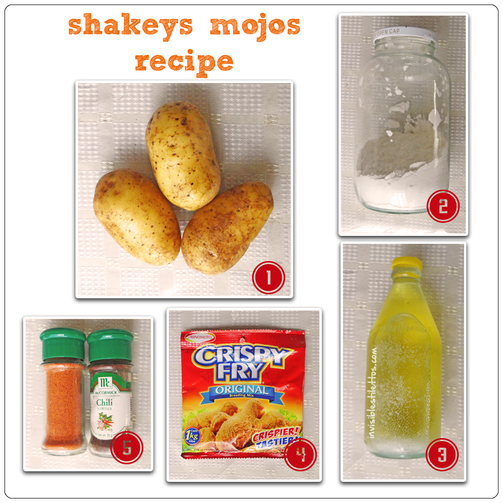 Shakey's Mojos Copy Cat Recipe