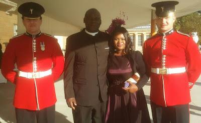nigerian pastor buckingham palace
