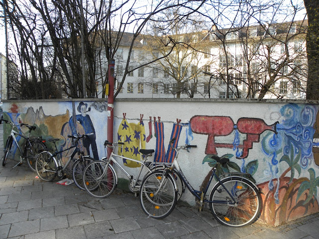 Grafitti Munich