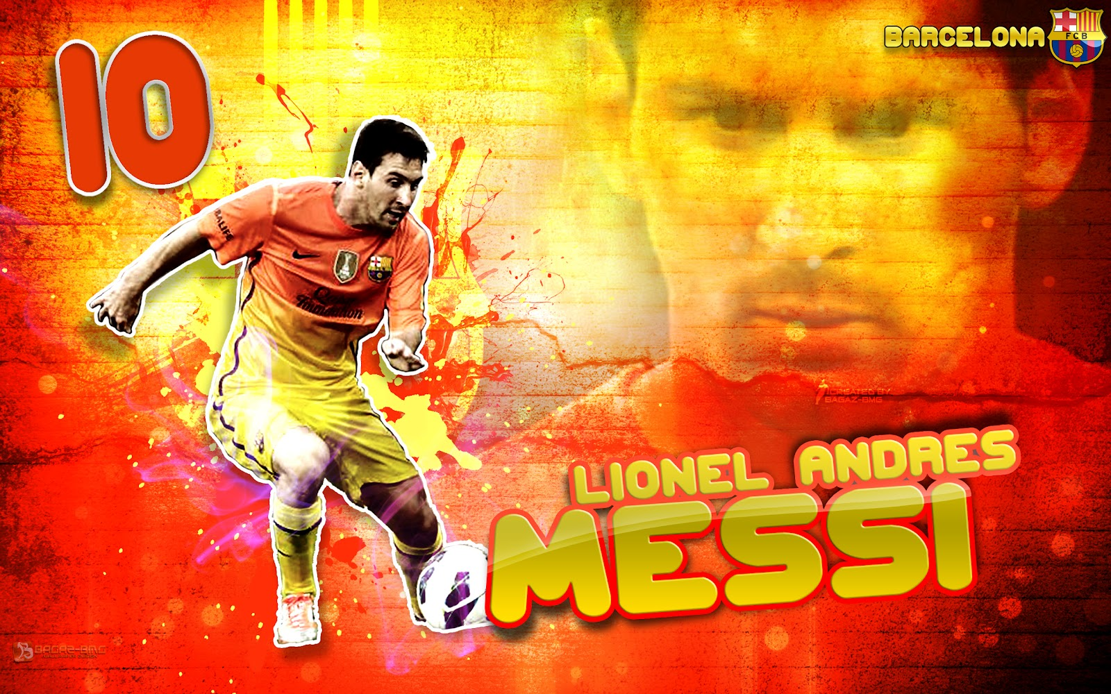 Messi Wallpapers 2013 2014