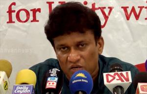 We will defeat Mahinda : Mano Ganeshan
