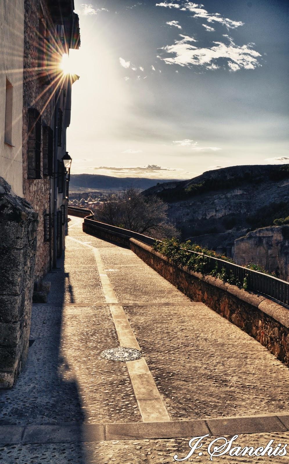 Atardecer en Cuenca