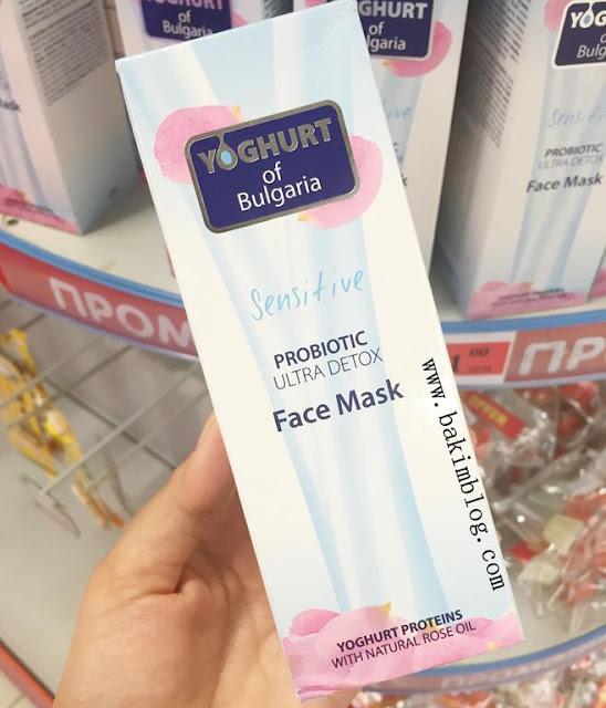 yoghurt of bulgaria face mask macedonia