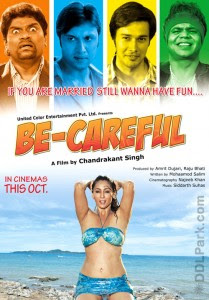 Be-Careful 2011 Hindi Movie Watch Online