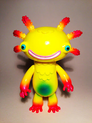 D-Lux x Gary Ham New Hawaiian Wooper Looper Custom Vinyl Figures
