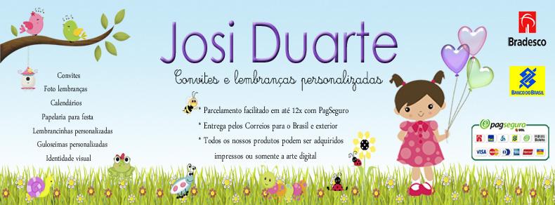 Josi Duarte Convites e Personalizados