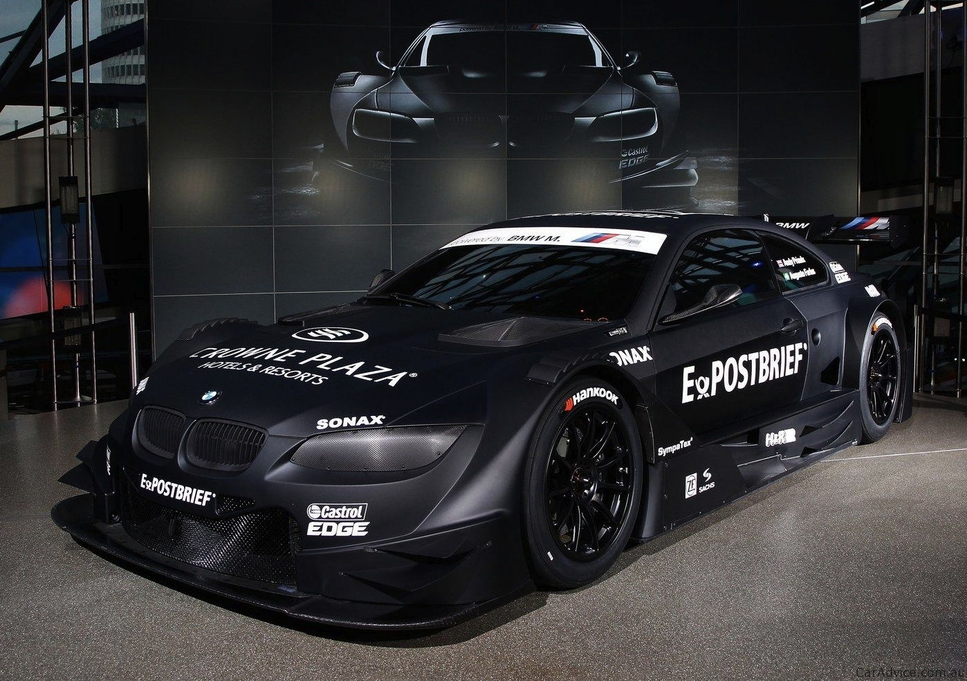 Sport car garage bmw m3 dtm concept 2012 for Garage bmw creteil