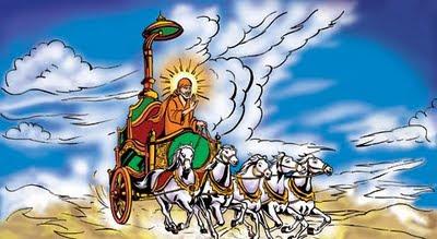Sai in Vrindavan - Sai Devotee Sandeep