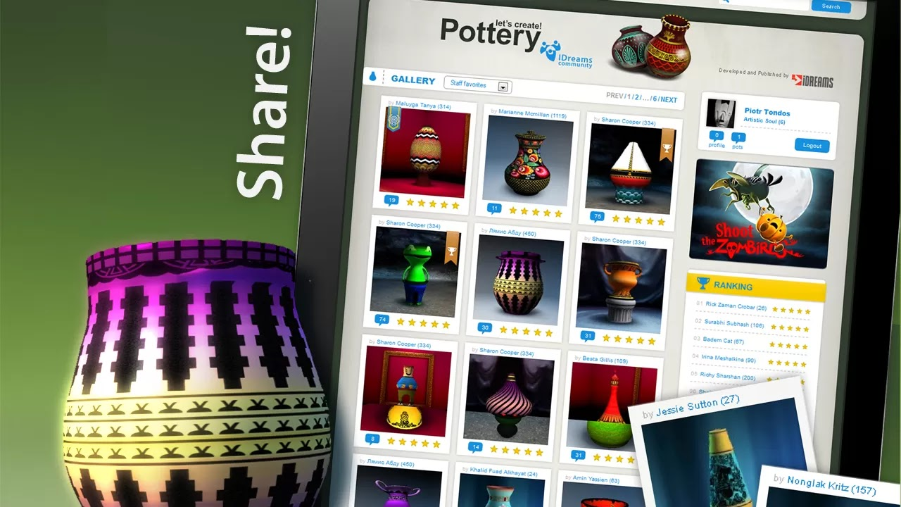 Lets Create Pottery Apk v1.5.2 Mod Money Free Download | Android Games ...
