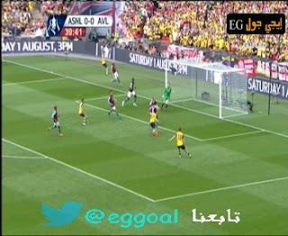 اهداف مباراة ارسنال 4-0 استون فيلا || الاهداف كاملة
