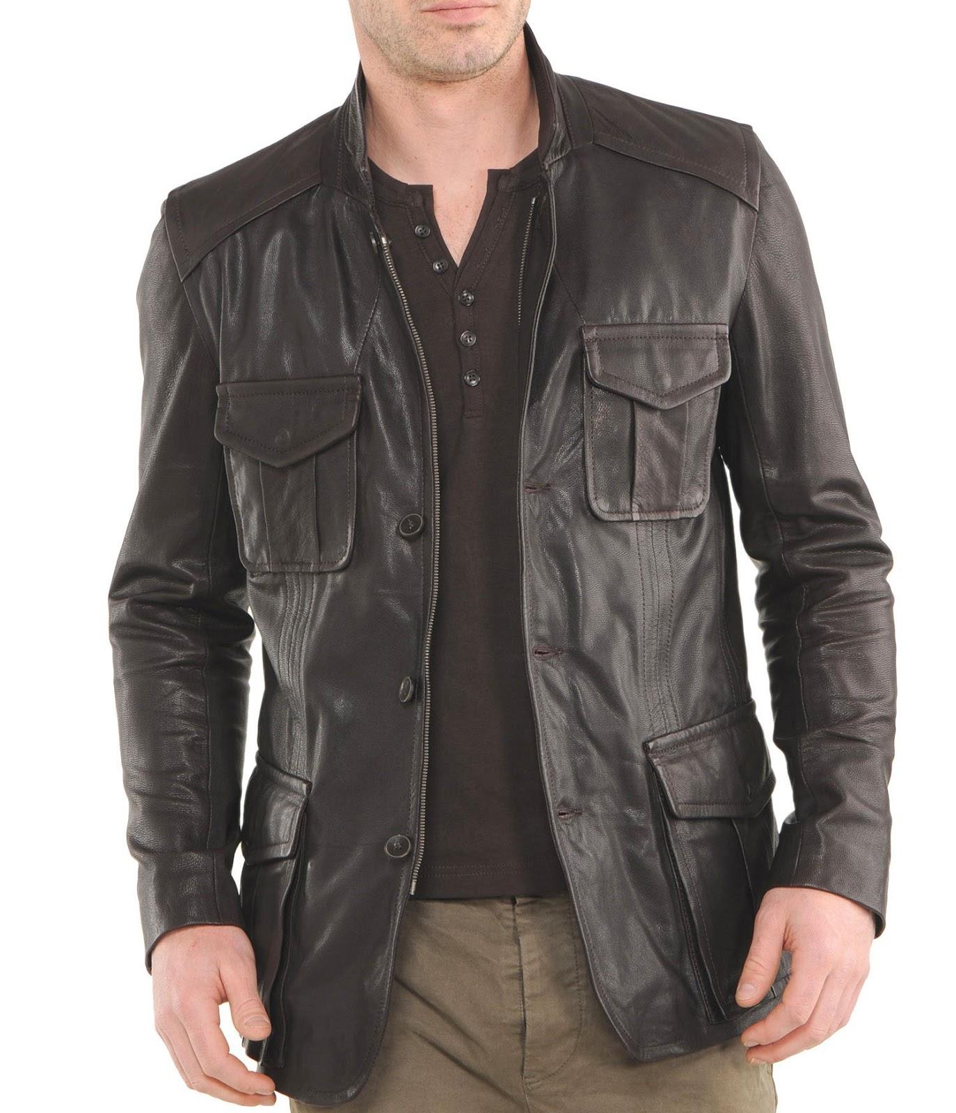 Jaket Kulit Di Kuningan Jaket Kulit Jas Pria Rp 875000