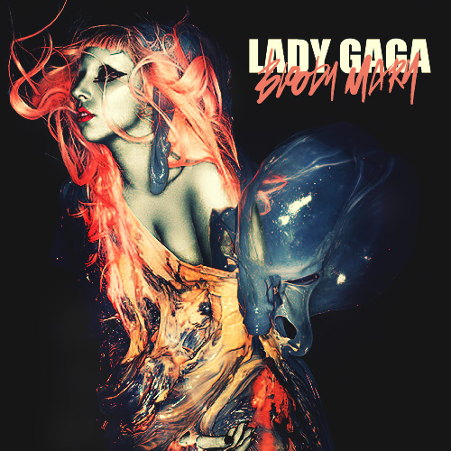 Lirik Lagu Lady Gaga - Mary The Night