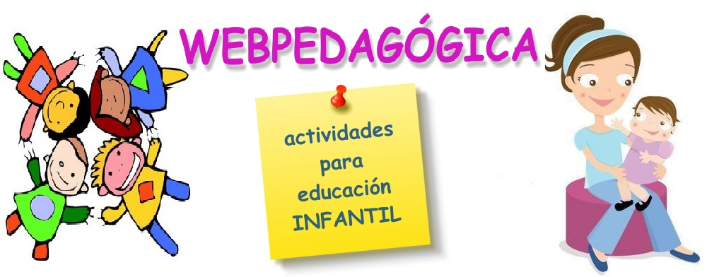 WEB PEDAGÓGICA INFANTIL