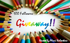 Mimi Valentine:100 Followers Giveaway