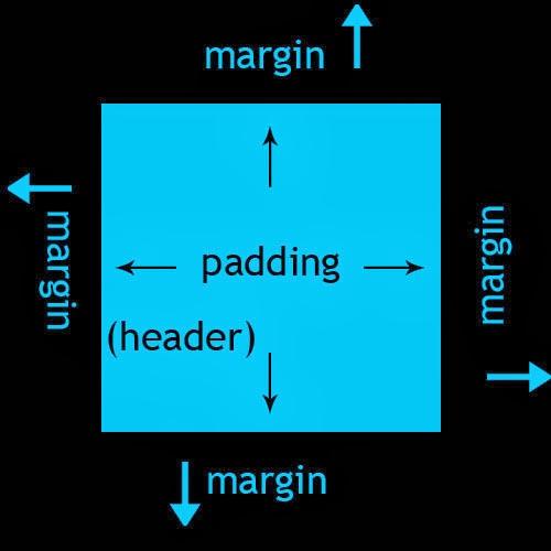 Margin dan Padding