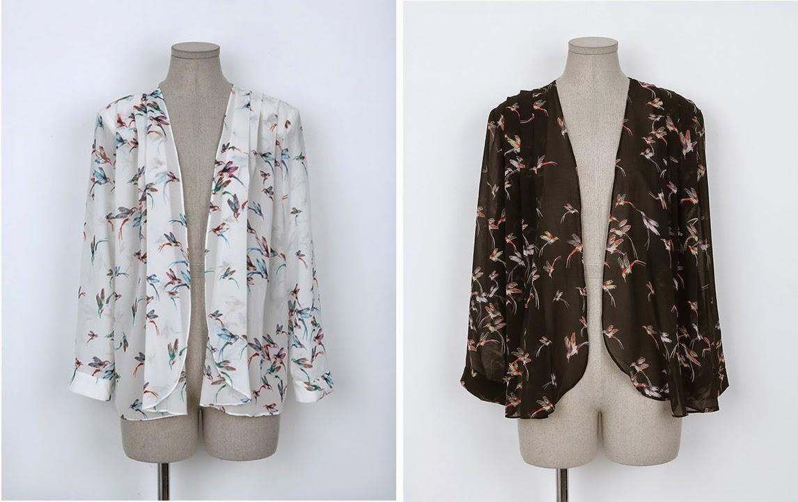 Corshacome Opera Jacket, kimono jacket, chiffon jacket, opera jacket, ootd, outfit of the day, fashion, online shopping, Korean Fashion Trend, Korean Fashion Online, Korean Fashion,