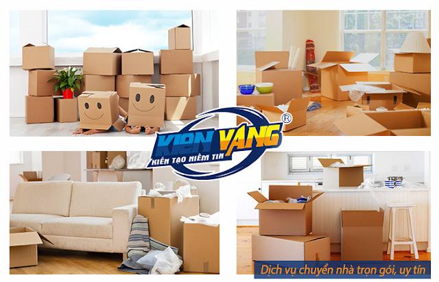 chuyển nhà trọn gói giá rẻ tại hà nội