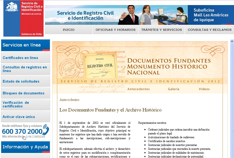 Historia familiar en el Sur de Chile: Documentos Fundantes de ...