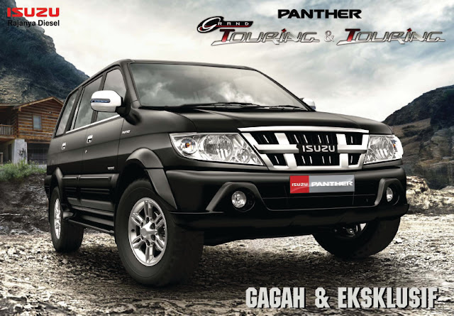 Mobil Isuzu Panther Grand Touring
